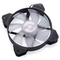 A small tile product image of Bykski 120mm RBW Black/White Cooling Fan (V2)