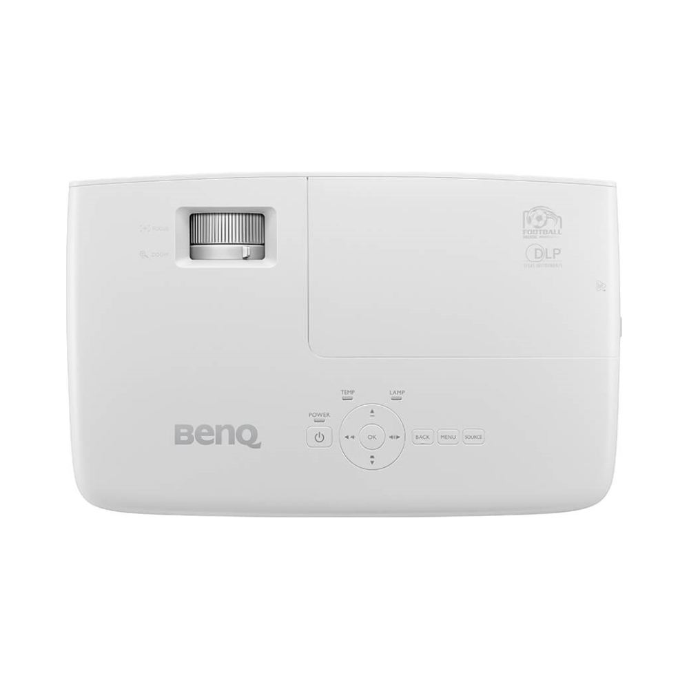 A large main feature product image of BenQ TH683 3200LM Full HD Home Entertainment Projector