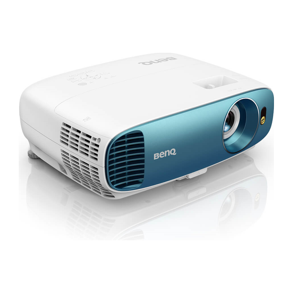 A large main feature product image of BenQ TK800M 3000LM 4K Home Entertainment Projector