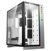 A product image of Lian-Li PC-O11 Dynamic XL ROG Certified Full Tower Case - White