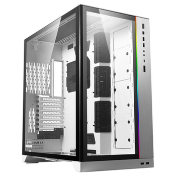 Product image of Lian-Li PC-011 Dynamic XL ROG Certified Full Tower Case - White - Click for product page of Lian-Li PC-011 Dynamic XL ROG Certified Full Tower Case - White