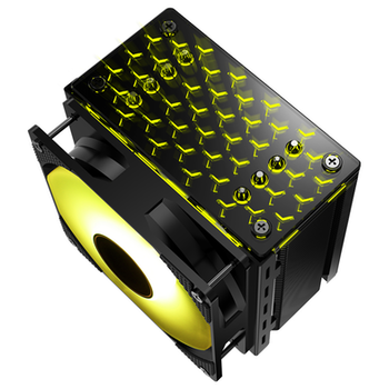 Product image of Jonsbo CR-201 Black RGB LED CPU Cooler - Click for product page of Jonsbo CR-201 Black RGB LED CPU Cooler