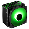 A product image of Jonsbo CR-201 Black RGB LED CPU Cooler
