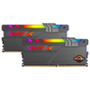 A product image of GeIL 16GB Kit (2x8GB) DDR4 EVO X II Addressable RGB AMD Edition C18 3600MHz