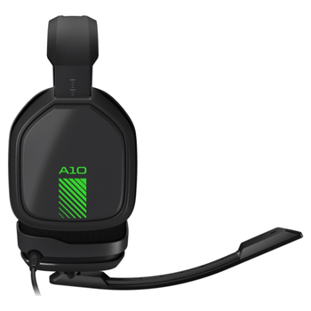 Product image of Astro Gaming A10 Headset For Xbox One & PC - Grey/Green - Click for product page of Astro Gaming A10 Headset For Xbox One & PC - Grey/Green