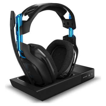 Product image of Astro Gaming A50 Wireless Headset + Base Station for PS4 - Click for product page of Astro Gaming A50 Wireless Headset + Base Station for PS4