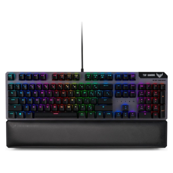 Product image of ASUS TUF Gaming K7 RGB Keyboard (Linear Switches) - Click for product page of ASUS TUF Gaming K7 RGB Keyboard (Linear Switches)