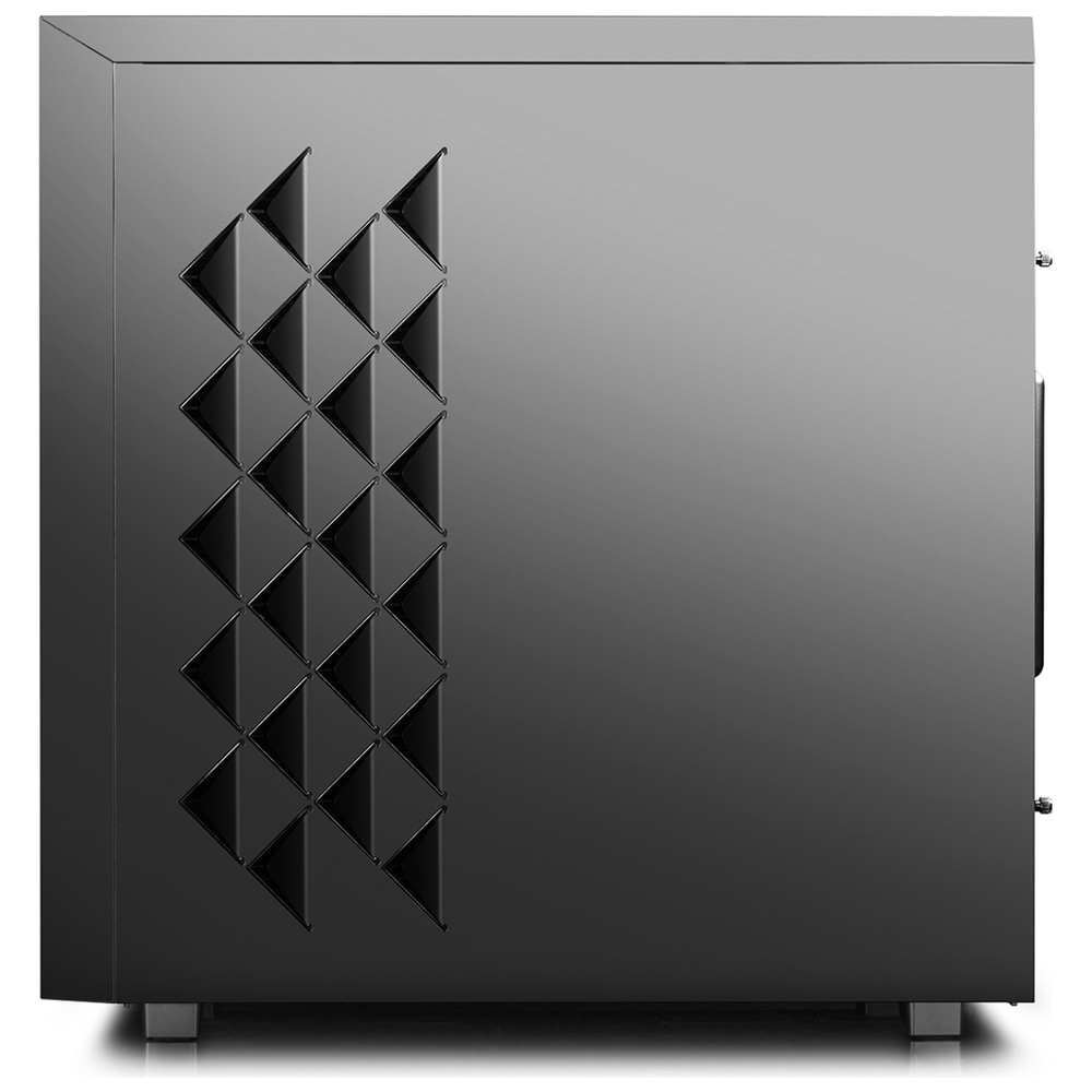 A large main feature product image of Deepcool ARK 90MC RGB Full Tower Case w/ AIO Liquid CPU Cooler