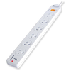 A product image of Sansai 6 Way Surge Board