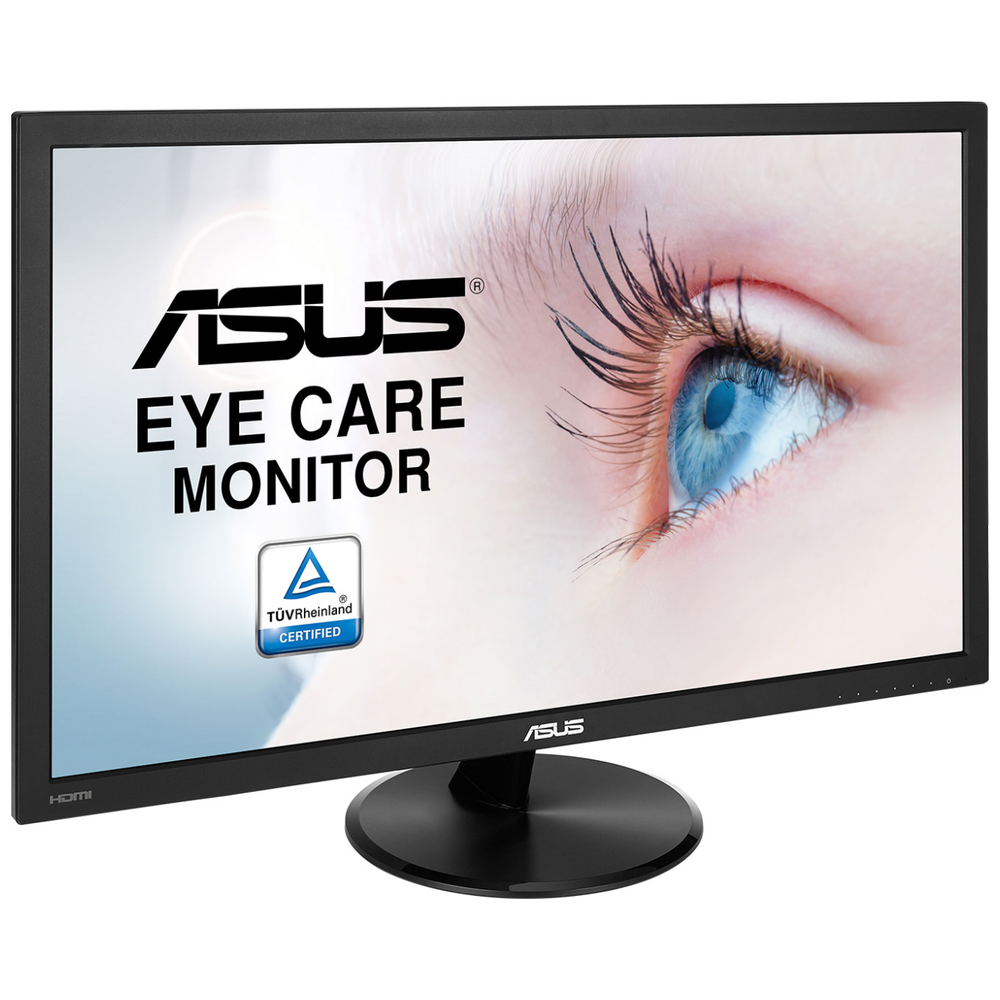 """A large main feature product image of ASUS VP247HAE 23.6"""" Full HD 5MS VA LED Monitor"""