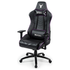 A product image of BattleBull Diversion Gaming Chair Black/Purple