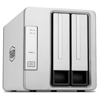 Product image of TerraMaster D2-310 USB-C 2 Bay RAID Enclosue - Click for product page of TerraMaster D2-310 USB-C 2 Bay RAID Enclosue