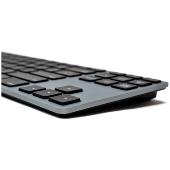 Product image of Matias Space Gray Wired Aluminium Tenkeyless Keyboard for Mac - Click for product page of Matias Space Gray Wired Aluminium Tenkeyless Keyboard for Mac