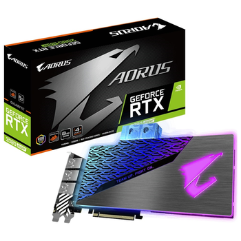 Gigabyte GeForce RTX2080 SUPER XTREME WATERFORCE WB 8GB GDDR6