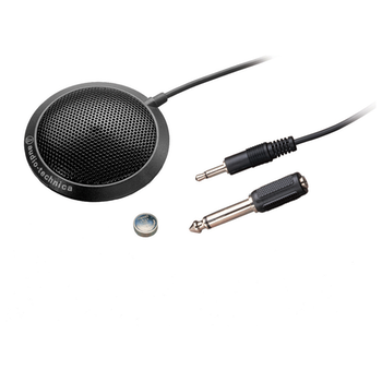 Product image of Audio Technica ATR4697 Condenser Boundary Microphone - Click for product page of Audio Technica ATR4697 Condenser Boundary Microphone