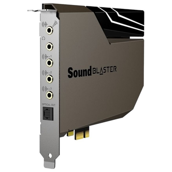 Product image of Creative Sound Blaster AE-7 Hi-Res PCI-e Dac and Amp Sound Card  - Click for product page of Creative Sound Blaster AE-7 Hi-Res PCI-e Dac and Amp Sound Card