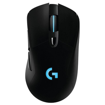Product image of Logitech G703 HERO LIGHTSPEED Cordless Optical Gaming Mouse Black - Click for product page of Logitech G703 HERO LIGHTSPEED Cordless Optical Gaming Mouse Black