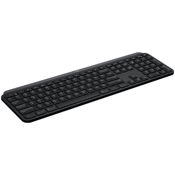 Product image of Logitech MX Keys Rechargeable Wireless Backlit Keyboard - Click for product page of Logitech MX Keys Rechargeable Wireless Backlit Keyboard