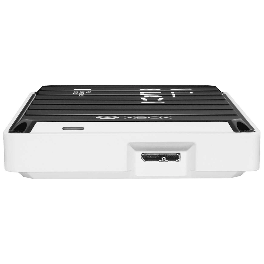 A large main feature product image of WD_BLACK P10 for XBOX 3TB Portable Hard Drive