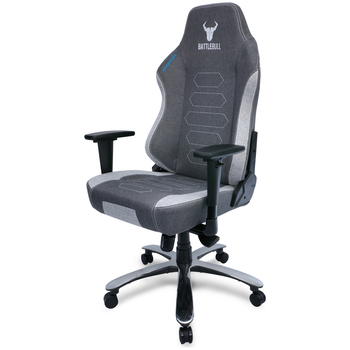 Product image of BattleBull Vaporweave Gaming Chair Dark Grey/White - Click for product page of BattleBull Vaporweave Gaming Chair Dark Grey/White