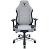 A product image of BattleBull Vaporweave Gaming Chair Grey/Black