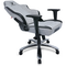A small tile product image of BattleBull Vaporweave Gaming Chair Grey/Black
