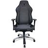 A product image of BattleBull Vaporweave Gaming Chair Dark Grey/Black