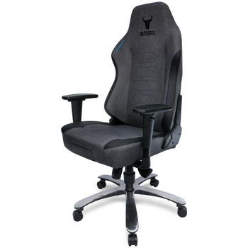 Product image of BattleBull Vaporweave Gaming Chair Dark Grey/Black - Click for product page of BattleBull Vaporweave Gaming Chair Dark Grey/Black