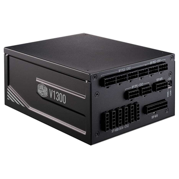 Product image of Cooler Master V 1300W 80PLUS Platinum Full Modular Power Supply - Click for product page of Cooler Master V 1300W 80PLUS Platinum Full Modular Power Supply