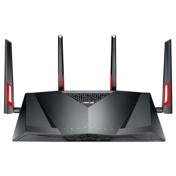 Product image of ASUS DSL-AC88U 802.11ac Dual-Band Wireless-AC3100 Gigabit ADSL/VDSL Modem Router - Click for product page of ASUS DSL-AC88U 802.11ac Dual-Band Wireless-AC3100 Gigabit ADSL/VDSL Modem Router