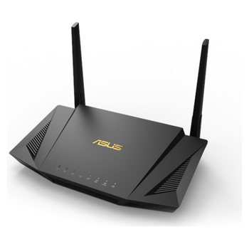 Product image of ASUS RT-AX56U 802.11ax Dual-Band AiMesh Wireless-AX1800 Gigabit Router  - Click for product page of ASUS RT-AX56U 802.11ax Dual-Band AiMesh Wireless-AX1800 Gigabit Router
