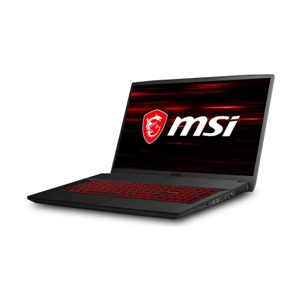 """A large main feature product image of MSI GF75 Thin 9SC-291AU 17.3"""" i7 GTX 1650 Windows 10 Gaming Notebook"""
