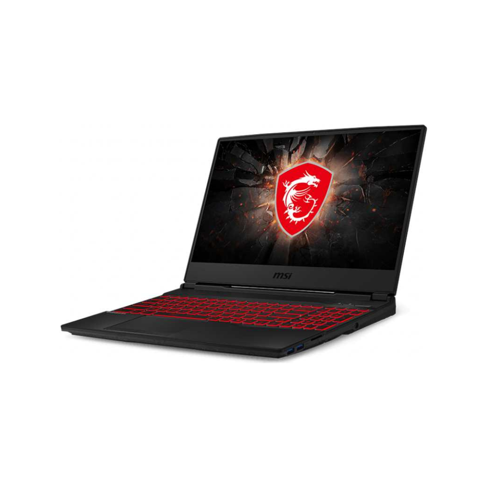 "A large main feature product image of MSI GL65 9SDK-089AU 15.6"" i7 GTX 1660 Ti Windows 10 Home Gaming Notebook"