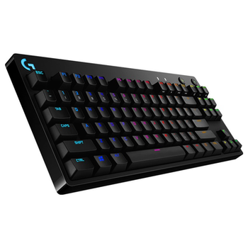 Product image of Logitech G Pro X TKL Mechanical Gaming Keyboard - Click for product page of Logitech G Pro X TKL Mechanical Gaming Keyboard