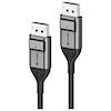 A product image of ALOGIC Ultra 8K DisplayPort to DisplayPort V1.4 Cable - 2m