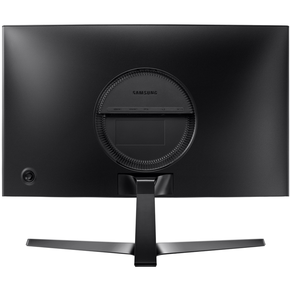 "A large main feature product image of Samsung CRG5 27"" Full HD Curved 240Hz 4MS VA LED Gaming Monitor"