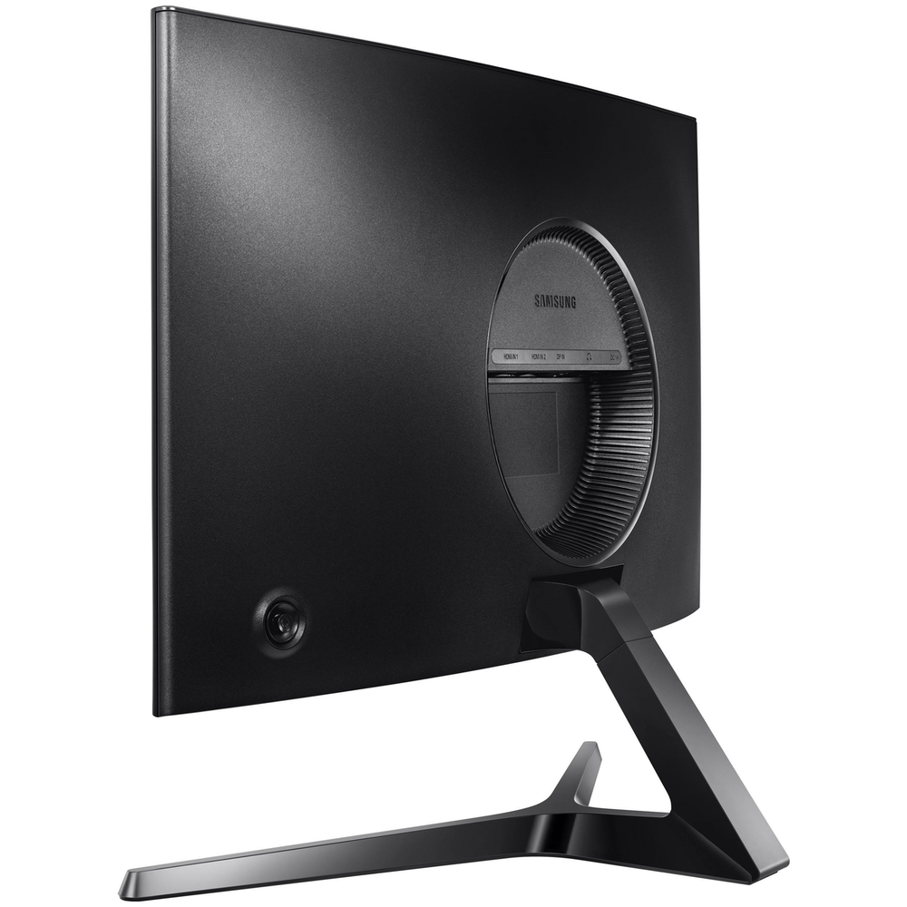 """A large main feature product image of Samsung CRG50 27"""" Curved FHD G-SYNC-C 240Hz 4MS VA LED Gaming Monitor"""
