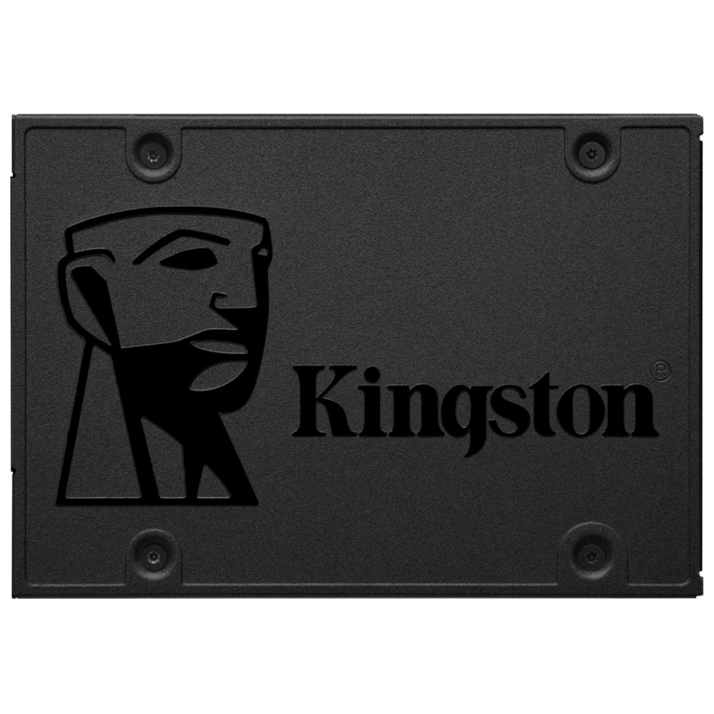 """A large main feature product image of Kingston SSDNow A400 480GB 2.5"""" SSD"""