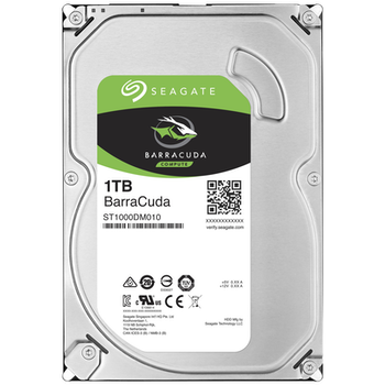 """Product image of Seagate Barracuda ST1000DM010 3.5"""" 1TB 64MB HDD - Click for product page of Seagate Barracuda ST1000DM010 3.5"""" 1TB 64MB HDD"""