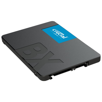"Product image of Crucial BX500 480GB SATA 2.5"" SSD - Click for product page of Crucial BX500 480GB SATA 2.5"" SSD"