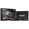 A product image of Samsung 970 EVO Plus 250GB M.2 NVMe SSD