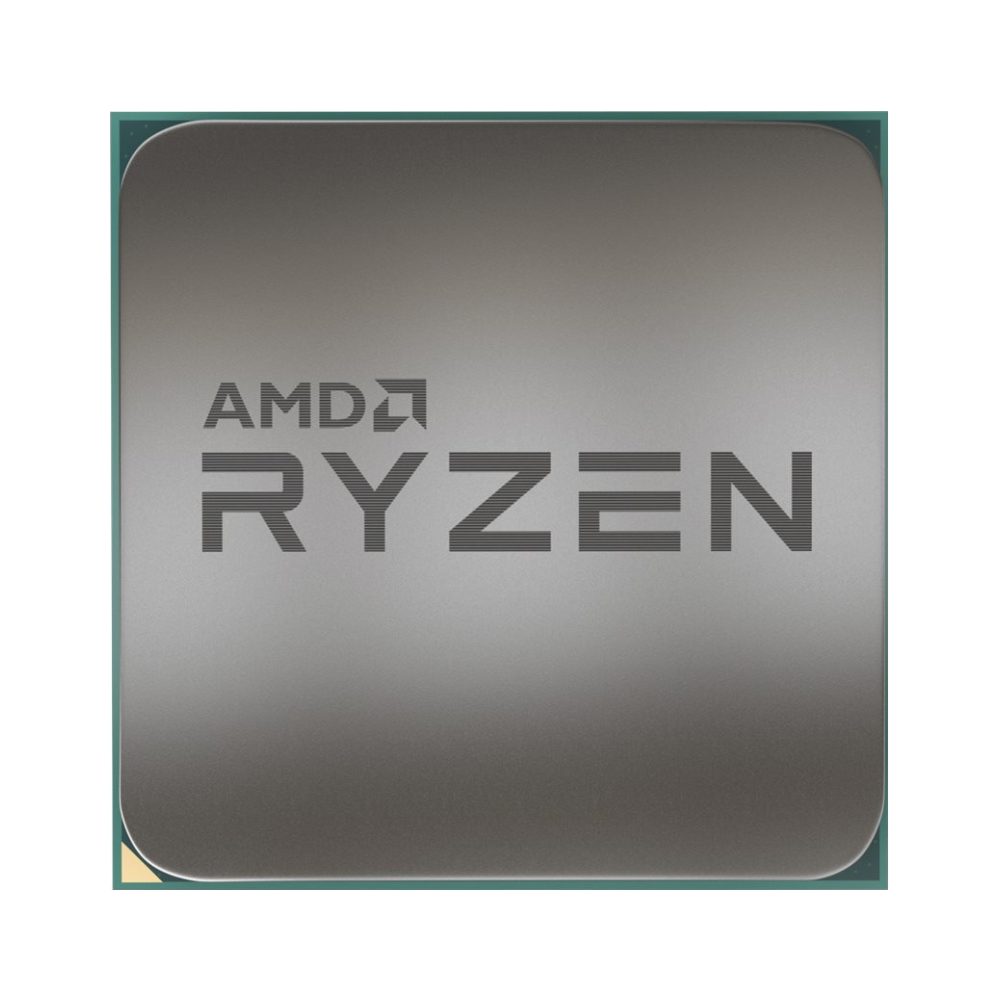 A large main feature product image of AMD Ryzen 7 3700X 3.6Ghz 8 Core 16 Thread AM4 Retail Box - With Wraith Prism RGB Cooler