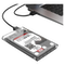 """A small tile product image of ORICO USB3.0 2.5"""" External HDD Enclosure Clear"""