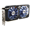 A small tile product image of HIS Radeon RX580 IceQ X2 OC 8GB GDDR5