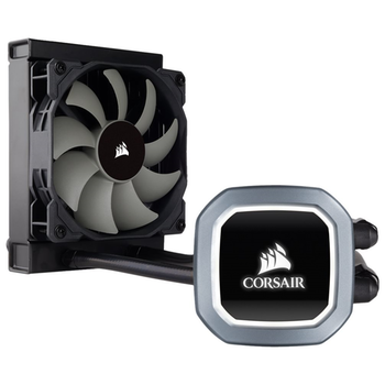 Product image of Corsair Hydro Series H60 V2 AIO Liquid CPU Cooler - Click for product page of Corsair Hydro Series H60 V2 AIO Liquid CPU Cooler