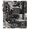 A small tile product image of ASRock B450M-HDV R4.0 AM4 mATX Desktop Motherboard