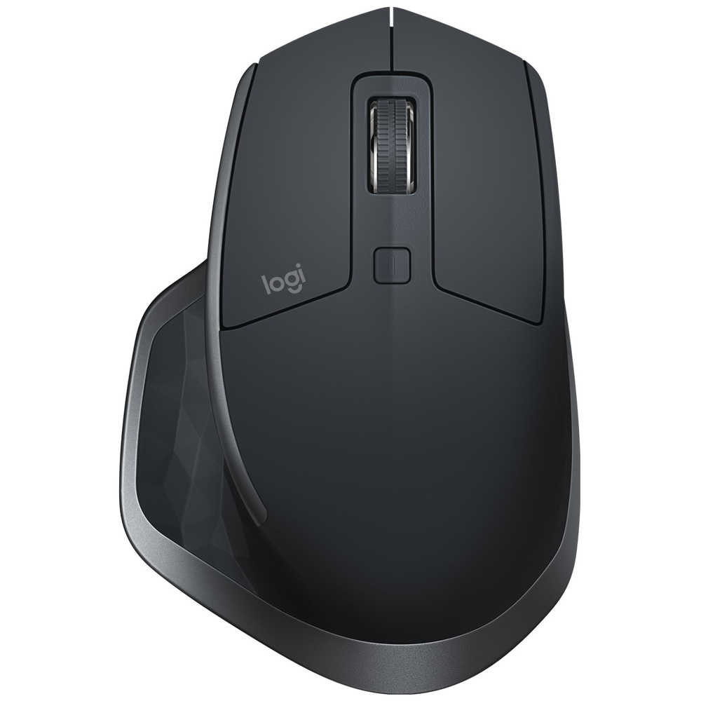 A large main feature product image of Logitech MX Master 2S Cordless/Bluetooth Laser Mouse