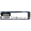 A product image of Kingston A2000 500GB NVMe M.2 SSD