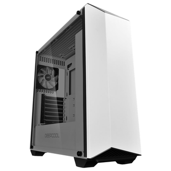 Product image of Deepcool Earlkase RGB White Mid Tower - Click for product page of Deepcool Earlkase RGB White Mid Tower
