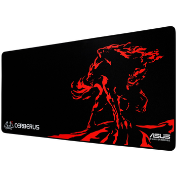 Product image of ASUS Cerberus XXL Gaming Mousemat - Click for product page of ASUS Cerberus XXL Gaming Mousemat